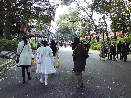 Ueno Park 01