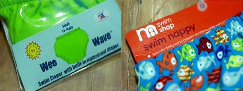 swim diaper showdown