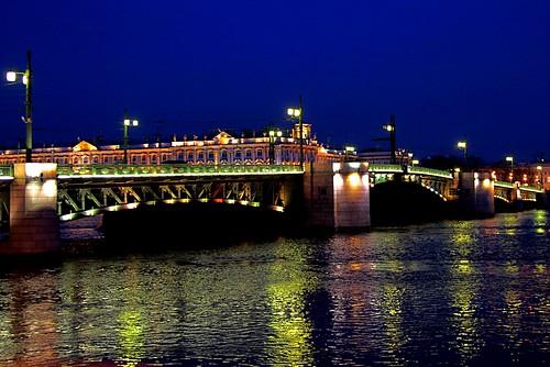 Санкт-Петербург: Дворцовый мост