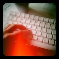 iHanna on iMac