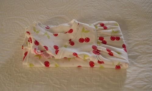 Fold Dress in Half
