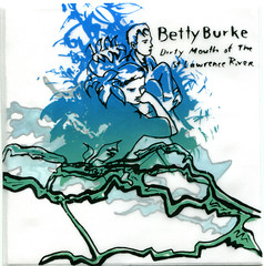 Betty Burke EP Cover