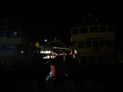 Circular Quay Ferry Terminal