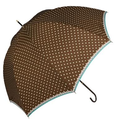 lots of dots rain umbrella