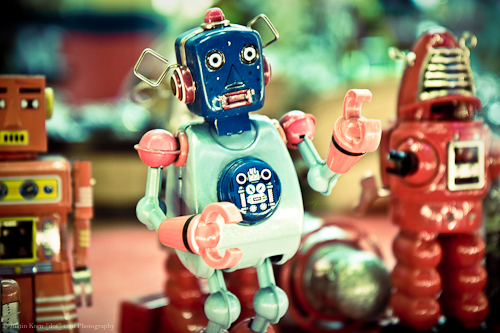 Robot Lovers by Justin Korn