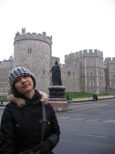Queen Victoria / Windsor Castle