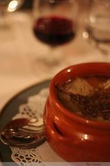 sopa de farigola