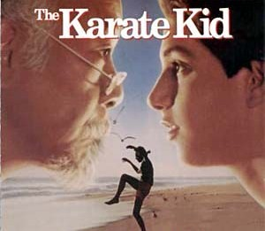 karate kid por ti.