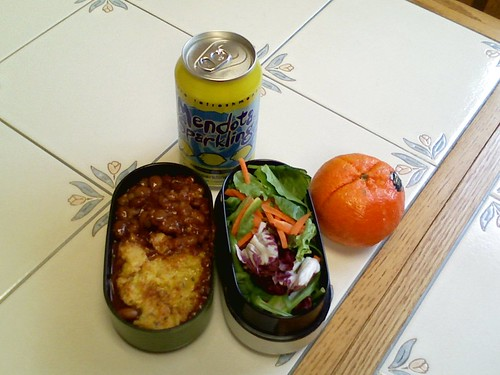 Bento Challenge lunch 5
