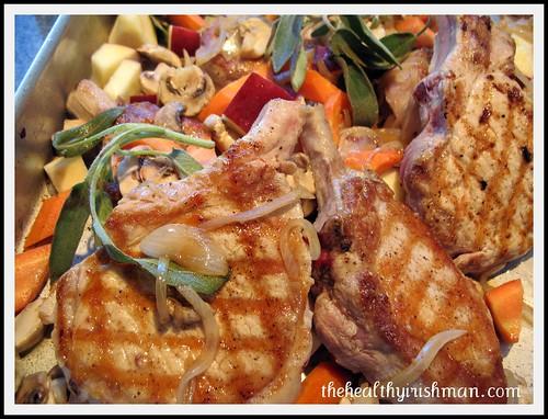 Brasied Pork Chops
