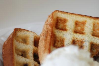 chocolate waffle sandwich 3