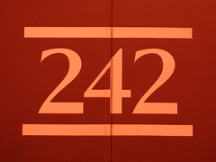 242 (rbs10025) Tags: nyc manhattan number upperwestside west72ndstreet