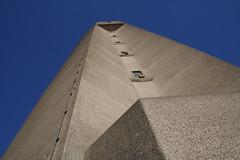 Radio Kootwijk tower (Salland...) Tags: building tower radio is shadows more less radiostation minimalsim kootwijk