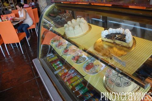 Desserts Flapjacks