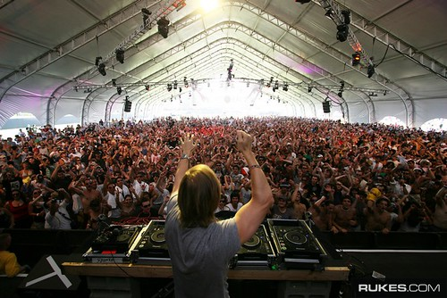 David Guetta @ Coachella