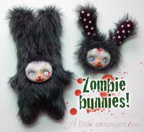 Zombie Bunnies!