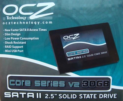OCZ v2 SSD 30G