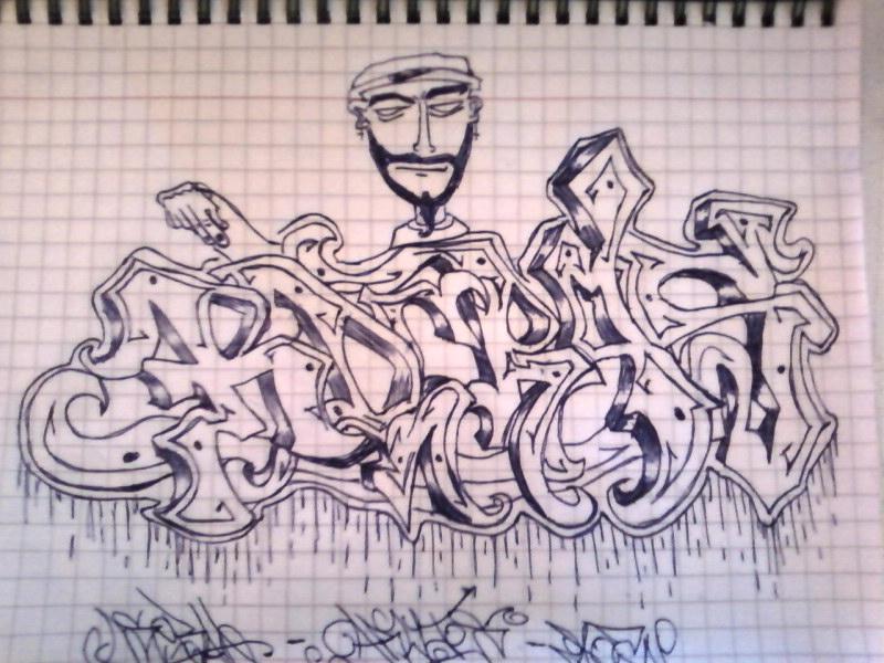 abc del grafiti