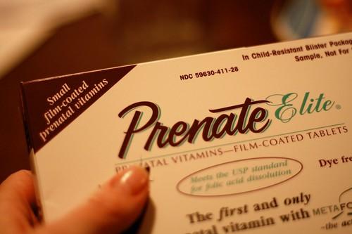 prenatals. cruel joke or not?