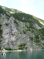 Lake to Mountain (Tippy Shields) Tags: achensee on