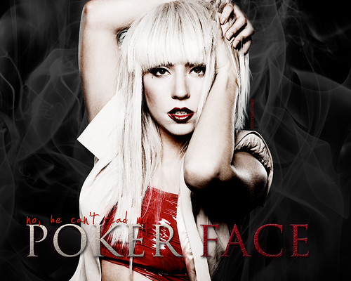 lady gaga wallpaper. Lady GaGa - Poker Face