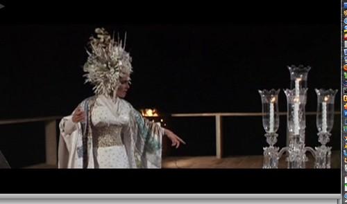 Elizabeth Taylor's Hat in Boom
