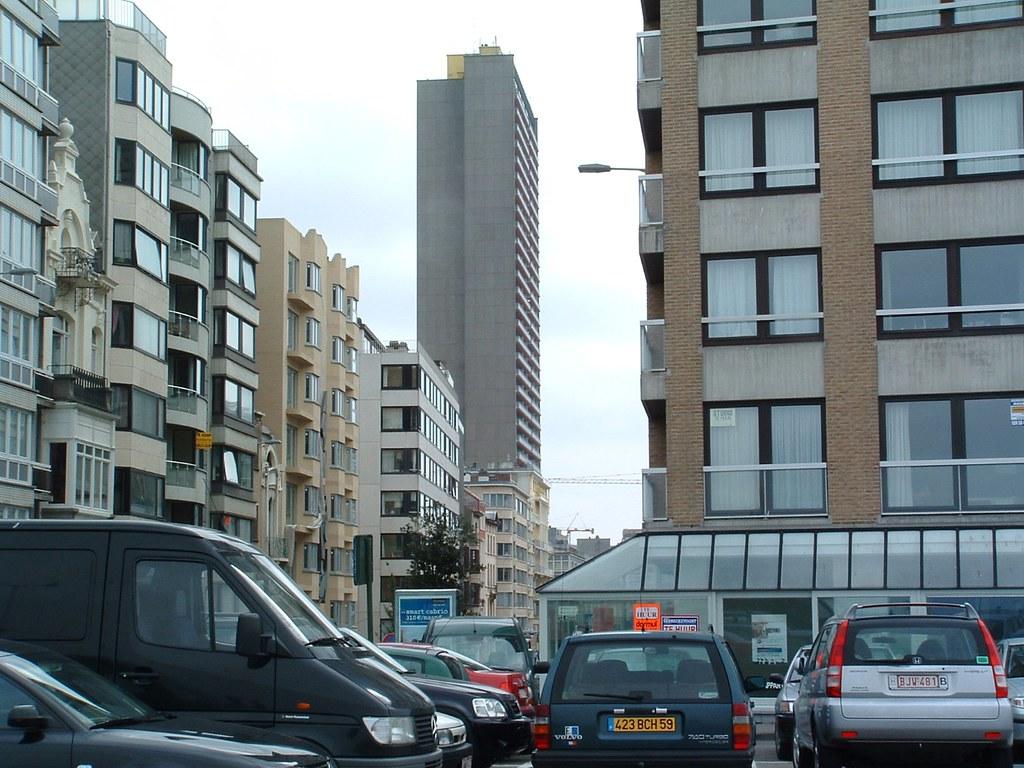 Oostende, Het Europacentrum