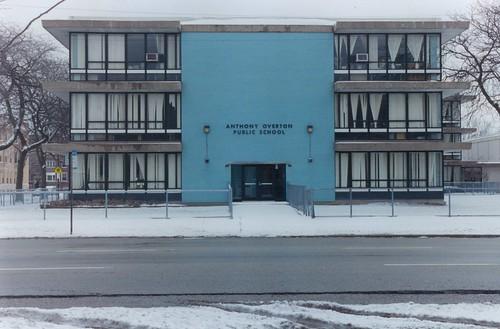 Anthony Overton Public School