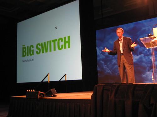 The Big Switch by Kevin Krejci.