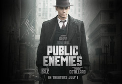 Public Enemies Film Movie