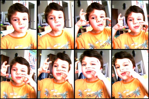 Bubby rocking to Quad Camera picture