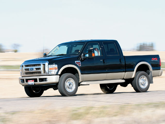 ranch ford king 4x4 diesel 2008 f350 powerstroke