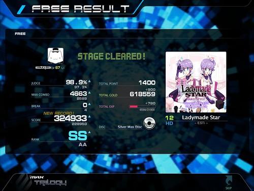 Ladymade Star 6K HD SS.