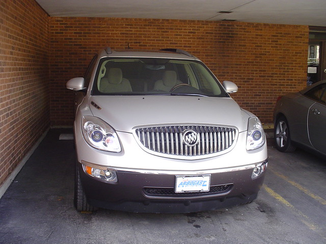 buick 2008 enclave march2009