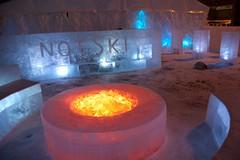 Ice bar NotSki (N Wester) Tags: winter snow ice suomi finland is vinter icebar lahti lumi talvi sn j isbar lahtis salpausselnkisat notski jbaari lahtiskigames lahtisportscenter icebarnotski