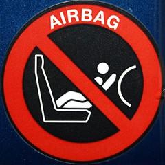 Airbag (chrisinplymouth) Tags: sign warning circle no squaredcircle airbag squircle nosign forbidding cw69x chrisinplymouth