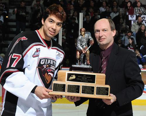 Bob Clarke Trophy (Top Scorer aus der WHL) 3411800649_6b6e1161a3