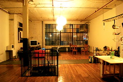 Now, this is my home. (Micl G.Riva) Tags: nyc newyork building home loft brooklyn casa young williamsburg miiiia mckibbenst