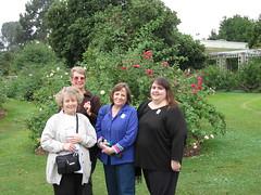 (l-r) Janet, Jeanne, Nancy & Lynda