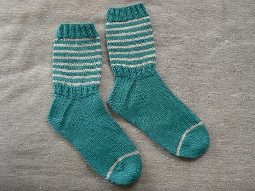 Leftover Socks II