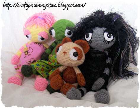 Monster Doll series