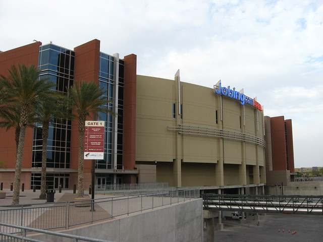Jobingcom Arena Home of the Phoenix Coyotes in new Westgate (3) by Ken Lund