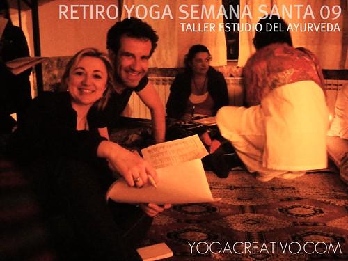 Retiro Yoga Semana Santa