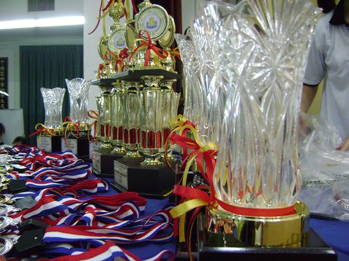Badminton Interschool Championship 09