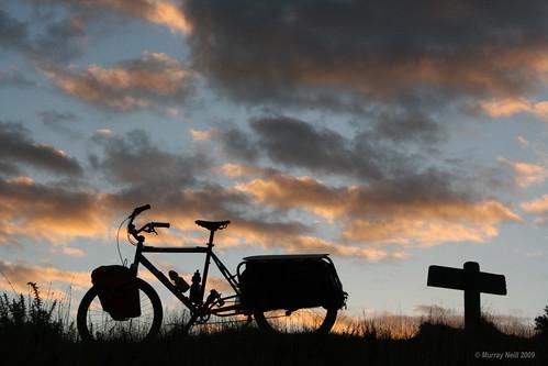 Xtracycle @ Pillar Point