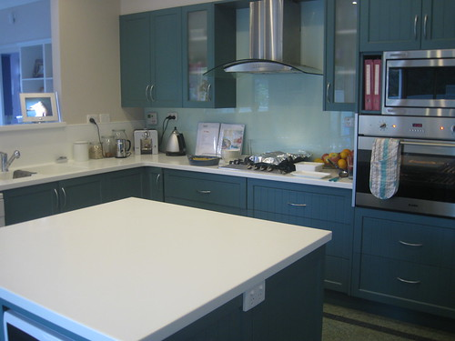 Kitchen clean and tidy