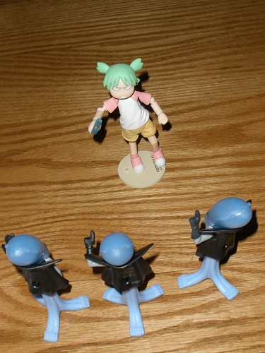 Yotsuba vs Aliens 2