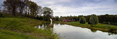 Blue Army Pond (Bruce Livingston) Tags: panorama newjersey nj asbury warrencounty bluearmyshrine nikon24mmpce