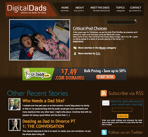 Digital Dads