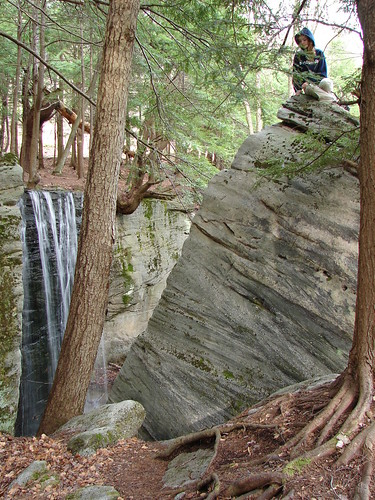 Hector Falls by Ludlow, Pa.
